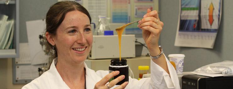 The secrets of honey