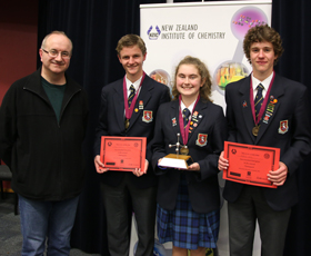 ChemQuest Winners 2015