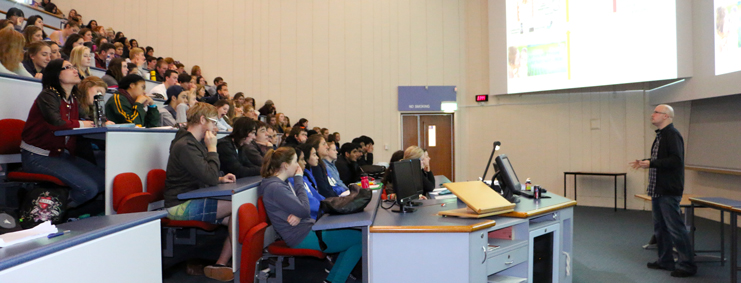 Lectures and Seminars at the University of Waikato
