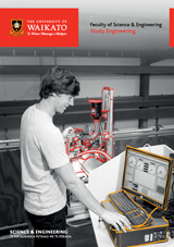 Study Engineering at Waikato